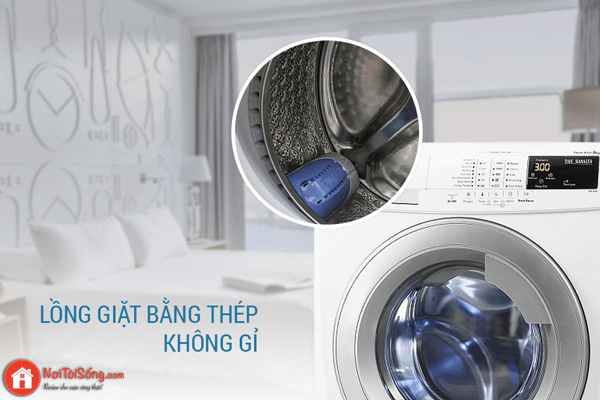 review may giat Electrolux EWF12843