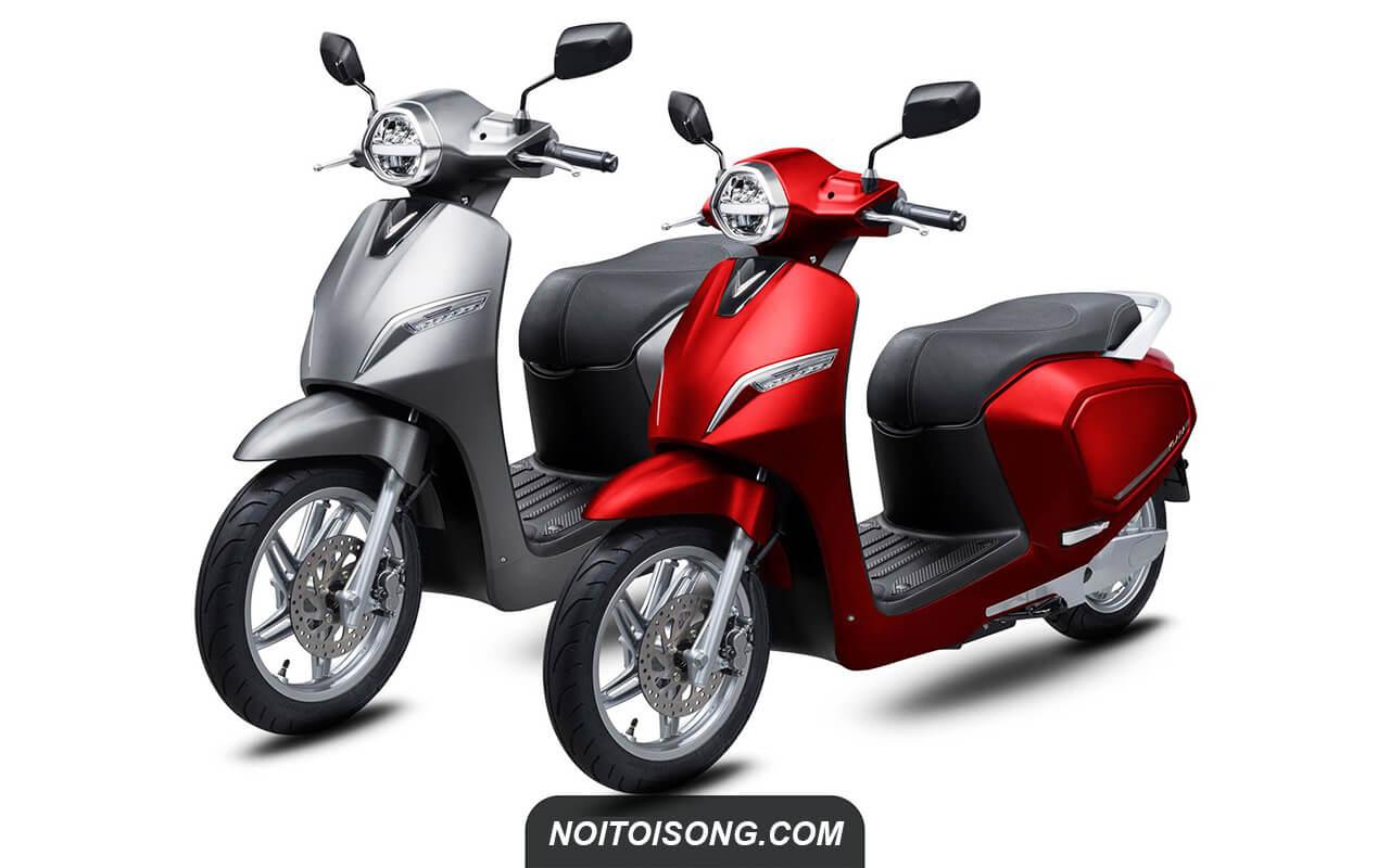 đánh giá xe máy điện vinfast kalra