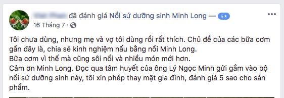 review noi su duong sinh minh long