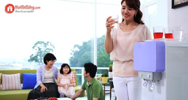 máy lọc nước loại nào tốt cho gia đình