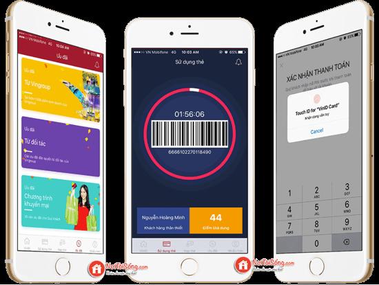vinid mobile app là gì