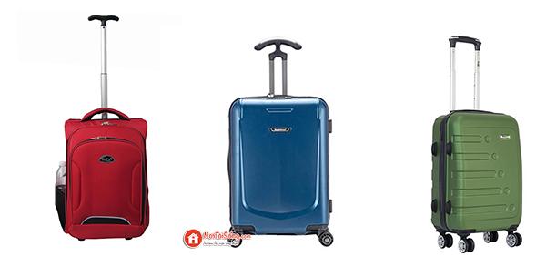 cách chọn tay kéo vali phù hợp