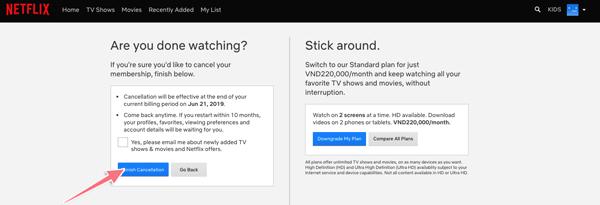 Hướng dẫn cách đăng ký Netflix dùng 1 tháng miễn phí - Xem phim Hai Phượng 6