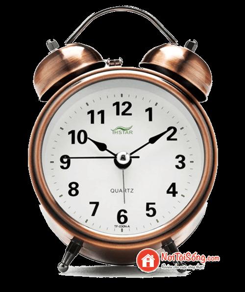 Đồng hồ báo thức 2 chuông