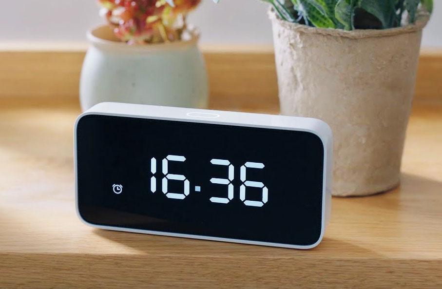 đồng hồ báo thức Xiaomi Mijia Xiaoai