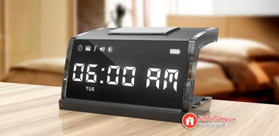 đồng hồ báo thức thông minh là gì