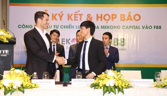 quỹ Mekong Capital đầu tư vào f88