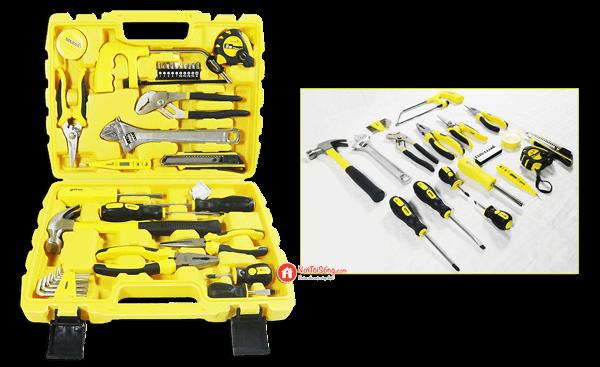 bộ dụng cụ đa năng nikawa 35 món