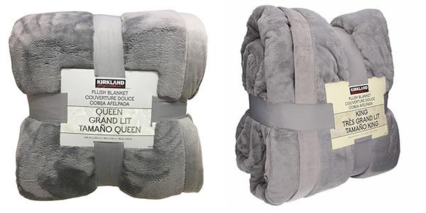 chăn lông cừu kirkland mỹ