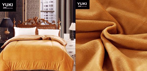 chăn lông cừu nhật yuki