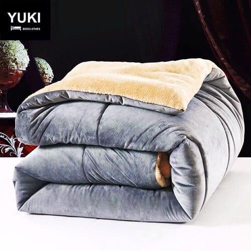 chăn lông cừu Yuki Nhật Bản