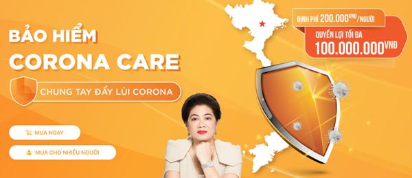 hướng dẫn cách mua bảo hiểm corona care lian