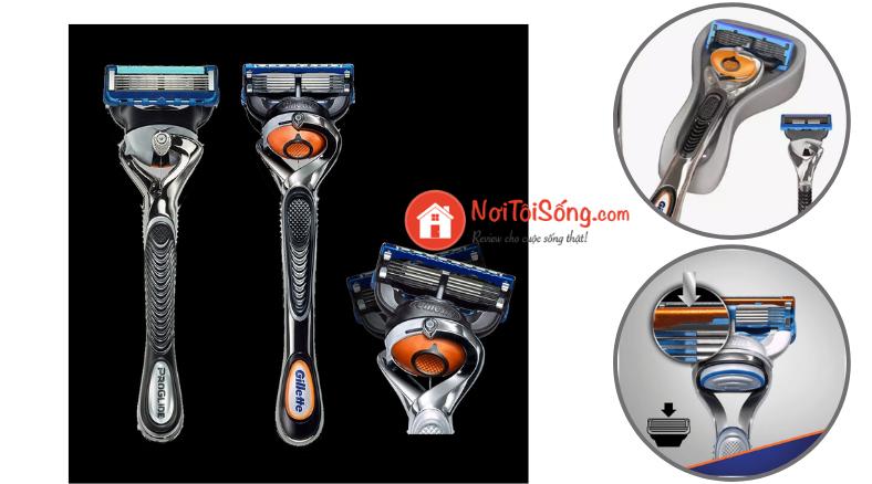 Nên dùng máy cạo râu hay dao cạo râu? Dùng loại nào thì có lợi hơn? 6