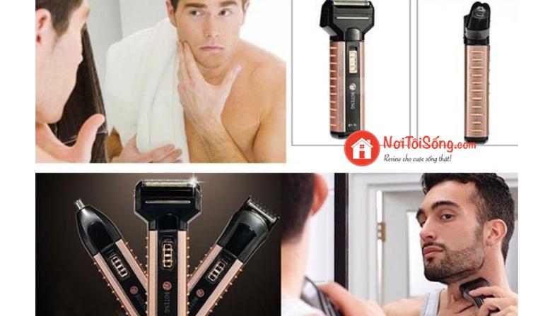 máy cạo râu đa năng Boteng