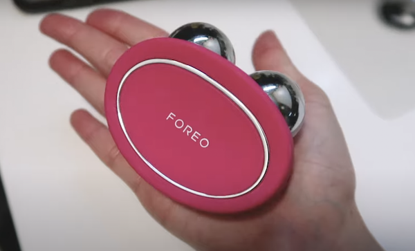 review foreo bear