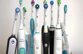 bàn chải đánh răng điện loại nào tốt nhất