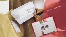 Mở hộp – Dụng cụ nhả kem đánh răng thông minh Ecoco – 4 cốc