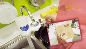 Mở hộp – Review máy lọc nước tại vòi Joyoung