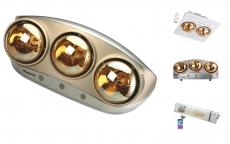 Đèn sưởi nhà tắm loại nào tốt? An toàn & tiết kiệm điện?