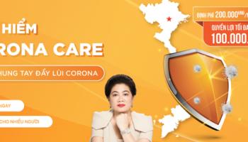 Bảo hiểm Corona: Hướng dẫn cách mua trong 5 phút với giá chỉ 200k