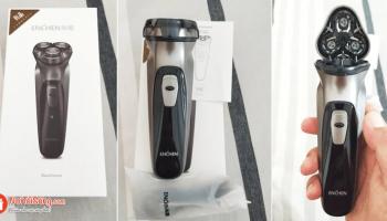 Máy cạo râu Xiaomi loại nào tốt: Nên mua Xiaomi mini hay máy cạo râu loại lớn hơn?
