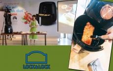 Review nồi chiên không dầu Lock&Lock từ Food Blogger Hương Thảo